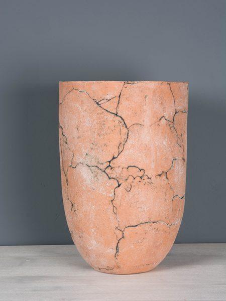 Rustieke aardewerk pot